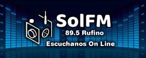 SOL FM 89.5 RUFINO