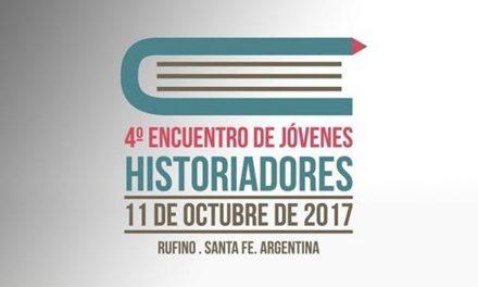 Convocatoria: Encuentro de Jóvenes Historiadores