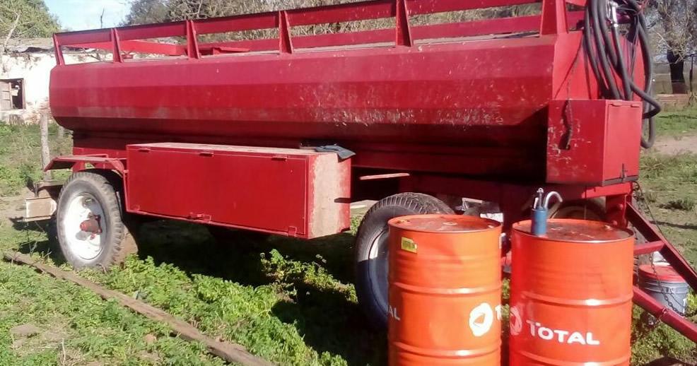 Sancti Spiritu: La PDI recuperó equipamiento que había sido robado en Venado Tuerto
