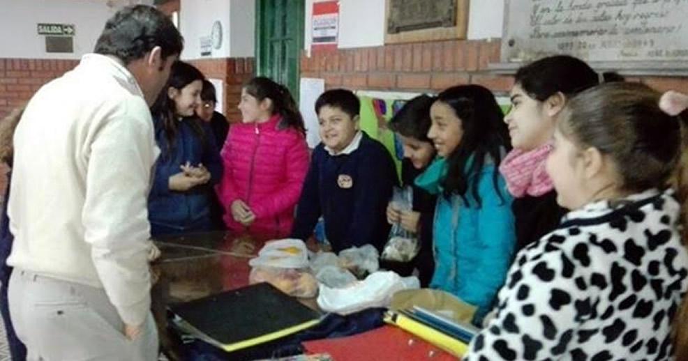 Proyecto de Ajedrez presentado por la escuela Nº 171