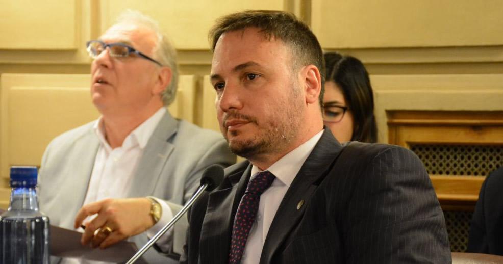 Aprobó el Senado proyecto de Enrico