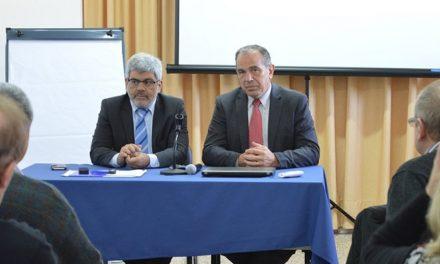 El Fiscal General visitó Venado Tuerto
