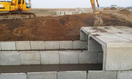 La provincia tiene listo el canal por gravedad en La Picasa