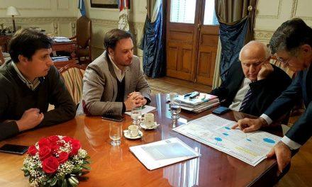 Enrico sigue proponiendo cambio de las salidas de aguas de la región