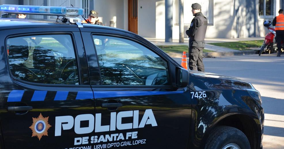 En Sancti Spiritu la policía recuperó elementos robados