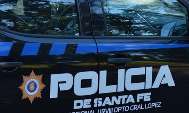 Sancti Spiritu: Arrestados por darse a la fuga y embestir un movil policial