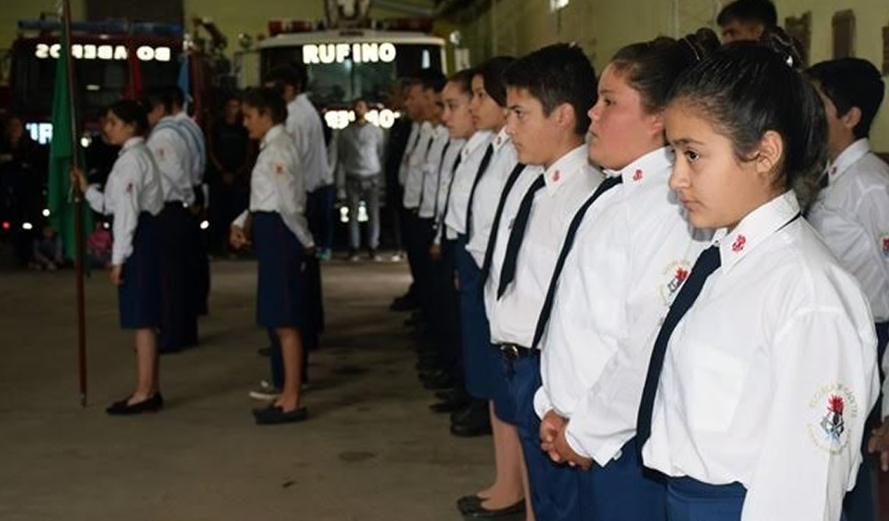 Aniversario Bomberos de Rufino