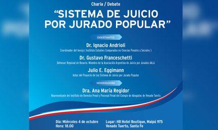 Sistema de Juicio por Jurado Popular en la Provincia de Santa Fe