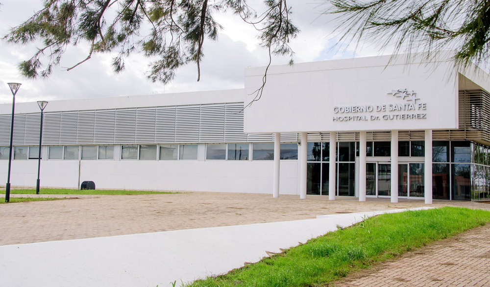 La mudanza al nuevo hospital de Venado