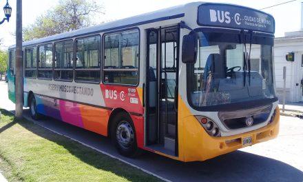 Comienza a funcionar el Transporte Público en Rufino