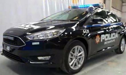 Patrulleros Inteligentes los próximos móviles de la Policía de Santa Fe