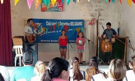 Kermes Cultural en Club Belgrano