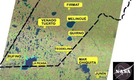 El senador Enrico insiste en drenar excedentes hídricos hacia el Río Paraná