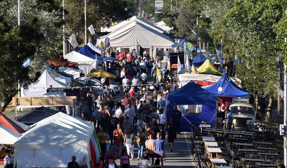 Multitudinaria fue la Expo Rufino 2017