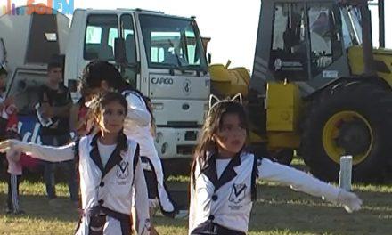 Murga Alegría del Barrio del Club Belgrano en Expo Rufino 2017