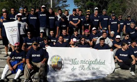 Olimpíadas Intermunicipales Totoras 2017