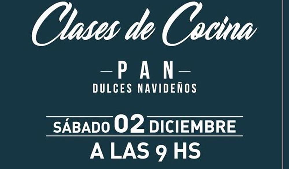Elaboración de Pan Dulce en Clase de Cocina Municipal