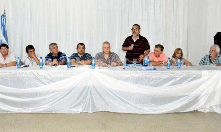 Los gremios del sur santafesinos se reunieron en Firmat