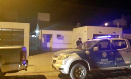 Trasladan a la Comisaría 3ra de Rufino al agresor del presidente comunal de Sancti Spiritu
