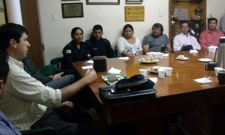 La Sociedad Rural de Rufino y funcionarios provinciales acordaron constituir una mesa productiva del sur