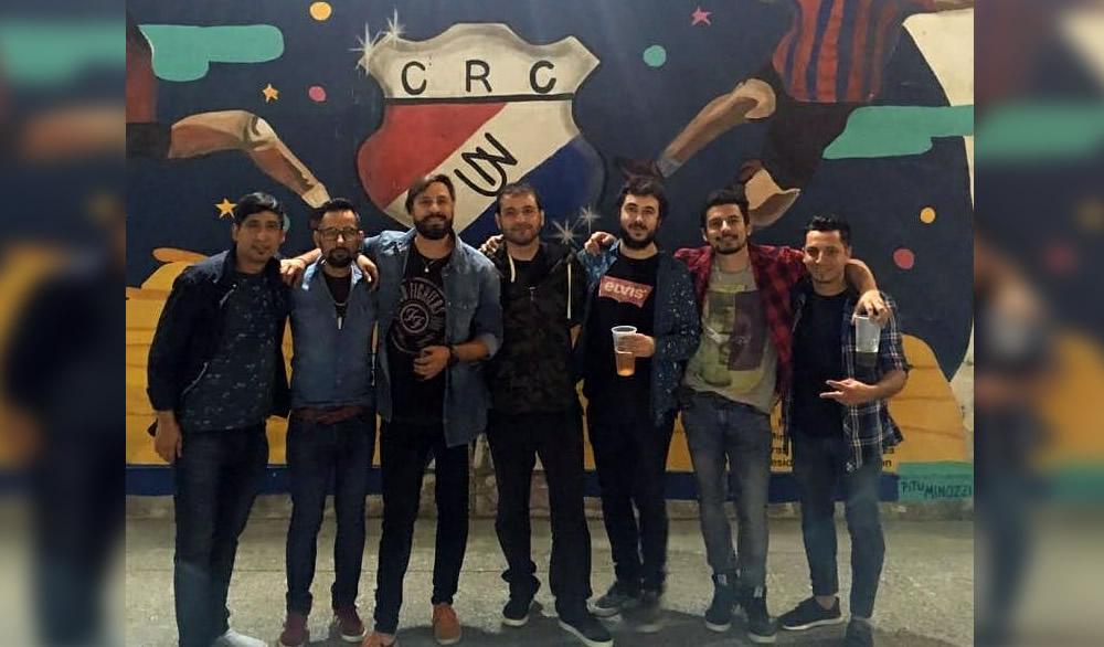 Festival De Rock Centro Recreativo Y Cultural Club Unión Del Norte