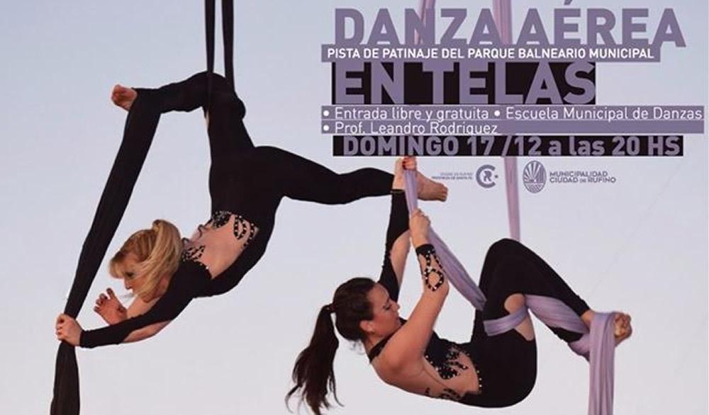Festival de Danzas en Telas