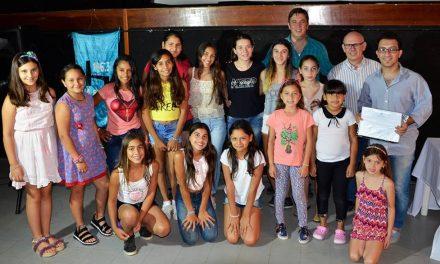 Entrega de diplomas a alumnos de Talleres Municipales