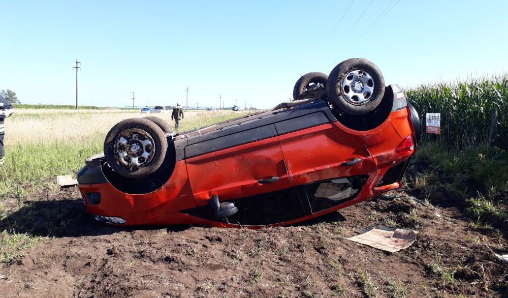 Accidente en Ruta Provincial 94