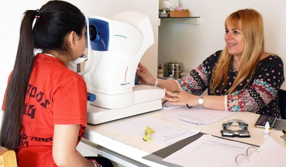 Turnos para atención oftalmológica