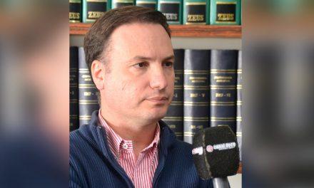 El Senador Enrico reclama cambios a la justicia