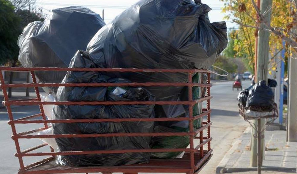 Nuevo horario para recolección de residuos