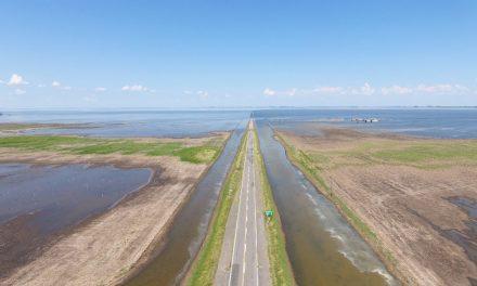Provincia y Nación coordinan acciones para recuperar la Ruta Nacional 7 en inmediaciones de La Picasa