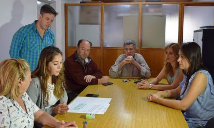 Entrega de fondos al Hospital Samco Rufino