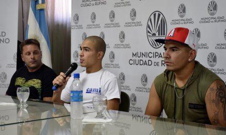 """""""El Macho"""" Araujo disputará el título argentino de los livianos"""