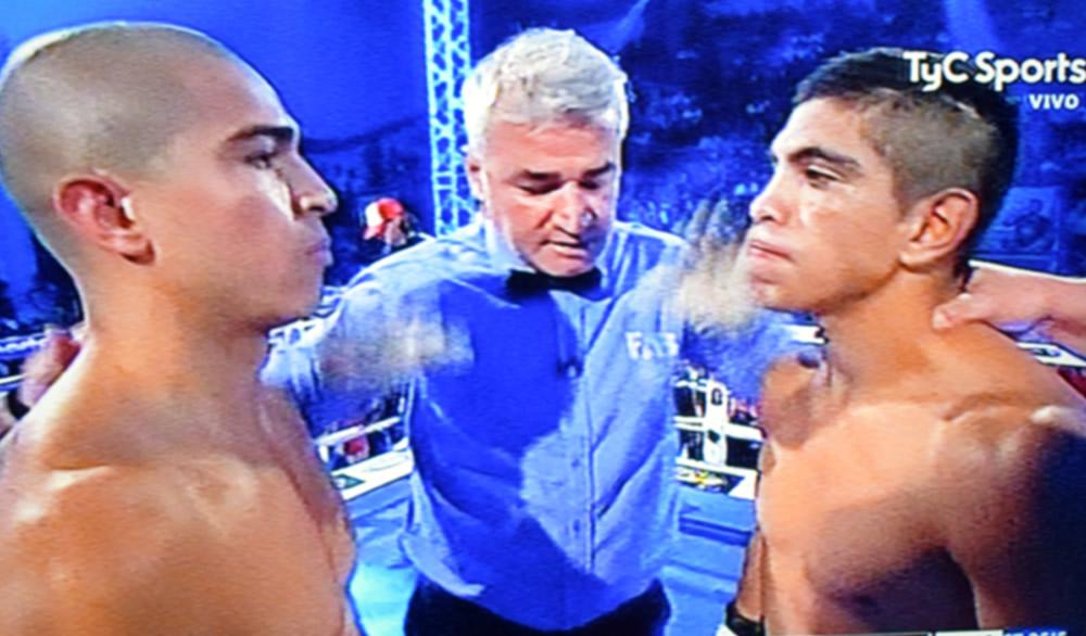 El Rufinense «Macho» Araujo ganó el Título Argentino y Latino