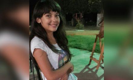 Buscan a una jóven de 13 años en Miguel Torres