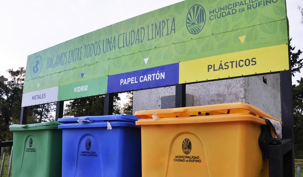 Recolección de residuos para fin de semana