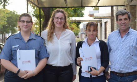 Pieroni y Menghini con agenda en común en Rufino