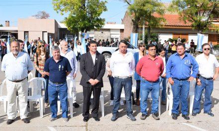 Día de Malvinas – Acto oficial en Rufino