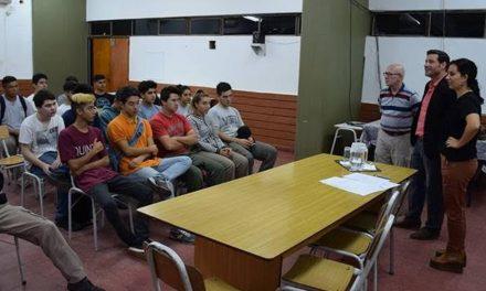 Prácticas Profesionalizantes para alumnos de la 286