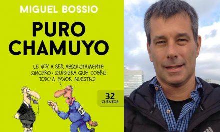 Presentación del libro de Miguel Bossio