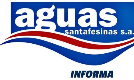 Aguas Santafesinas continuará los trabajos de la colectora cloacal de calle Carballeira entre calles Tilos y Crouzeilles