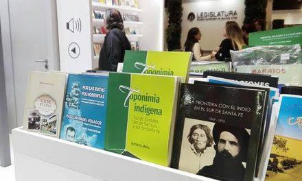 Rufinenses en la Feria Internacional del Libro