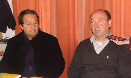 Carlos Del Frade en Rufino