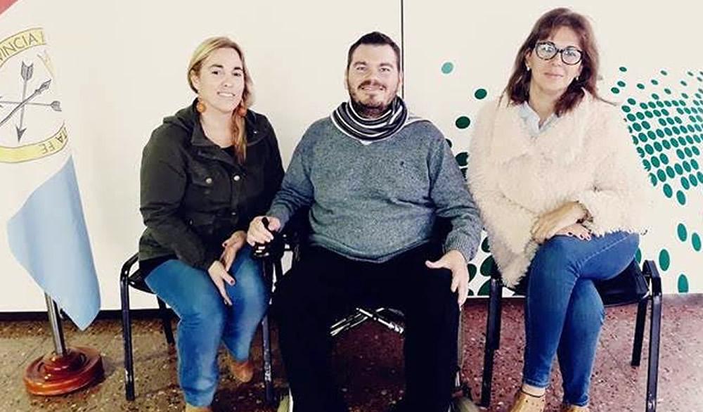 Designación de Mariela Barale en Comité provincial de discapacidad