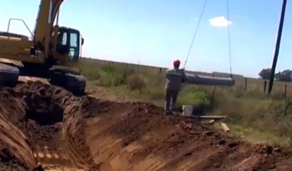 El jueves se interrumpirá servicio de agua potable en Rufino