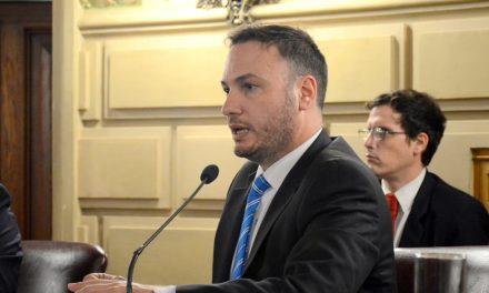 Con leyes Lisandro Enrico sigue dando batalla a la venta de drogas y a la impunidad