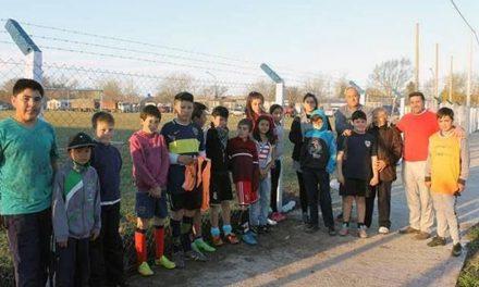 Importante donación al Club Belgrano