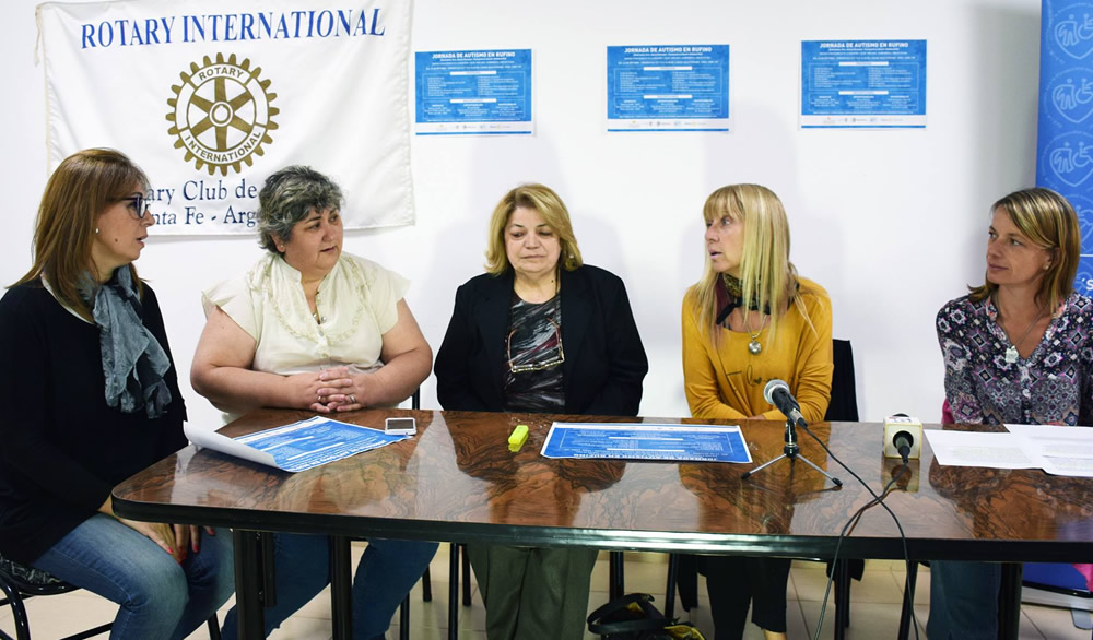Jornada de Autismo en Rufino