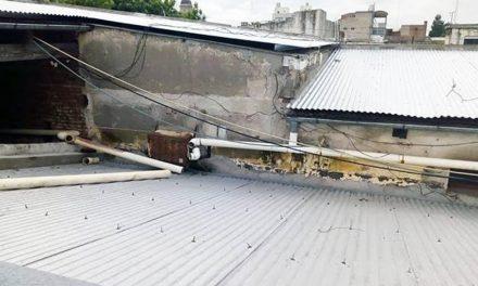 Investigan probables daños intencionales al Centro Cultural